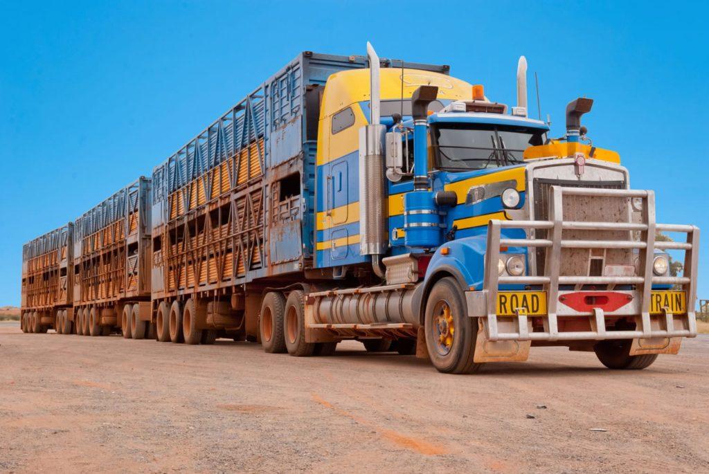 Road Train Truck
